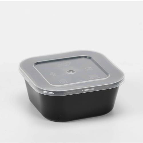 HS85方(酱料盒85mL)黑